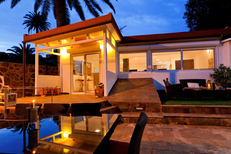 Vakantiehuizen Spanje | Grca | Villa te huur in Ingenio met zwembad  met wifi 12 personen