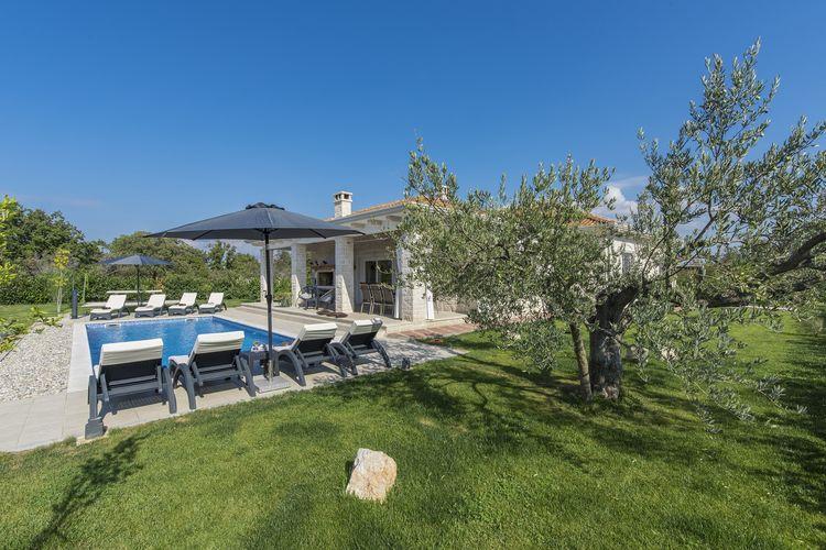 Villa Kroatië, Dalmatie, Ključ Villa HR-00015-62
