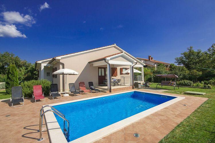 Vakantiehuis met zwembad met wifi  Labin  Casa Celestina