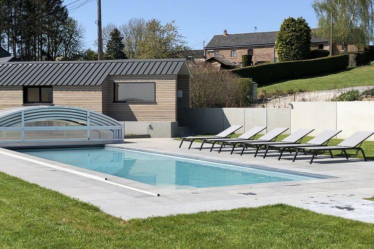 vakantiehuis België, Luxemburg, Enneille vakantiehuis BE-6940-252