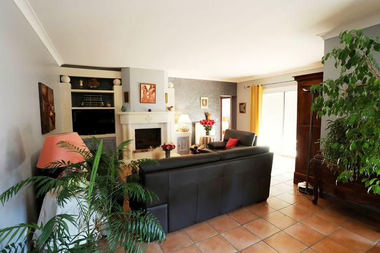 Villa Frankrijk, Languedoc-roussillon, St Hilaire de Brethmas Villa FR-00032-44