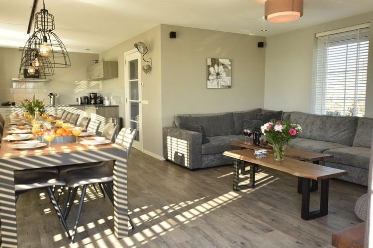 Vakantiehuizen Nederland | Noord-Holland | Villa te huur in Schoorldam   met wifi 14 personen