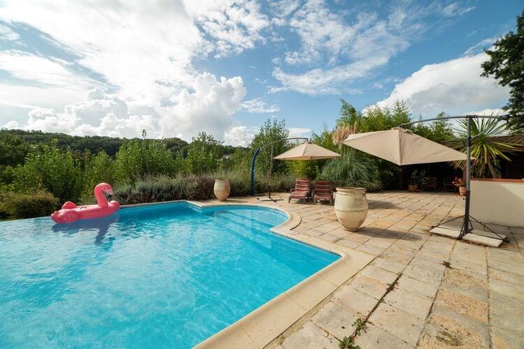 vakantiehuis Frankrijk, Midi-Pyrenees, Touffailles vakantiehuis FR-00022-95A