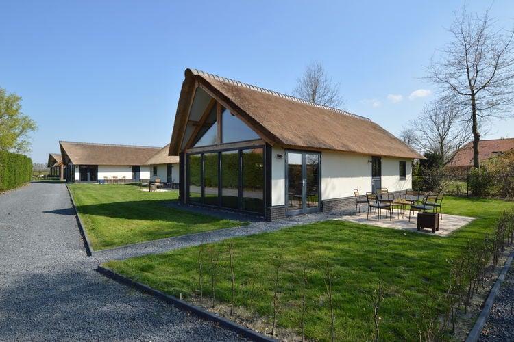 Vakantiehuizen Nederland | Noord-Brabant | Vakantiehuis te huur in Alphen   met wifi 4 personen