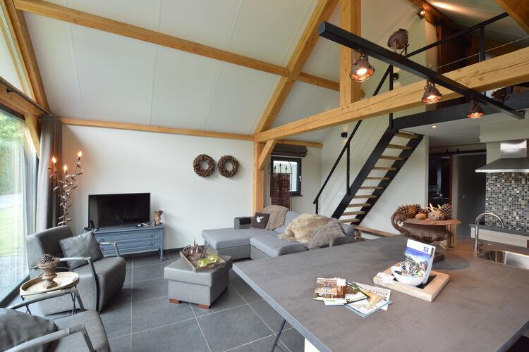 vakantiehuis Nederland, Noord-Brabant, Alphen vakantiehuis NL-5131-04