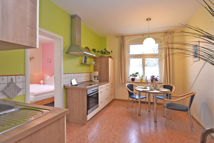 Appartement Duitsland, Saksen, Mülsen Appartement DE-08132-01
