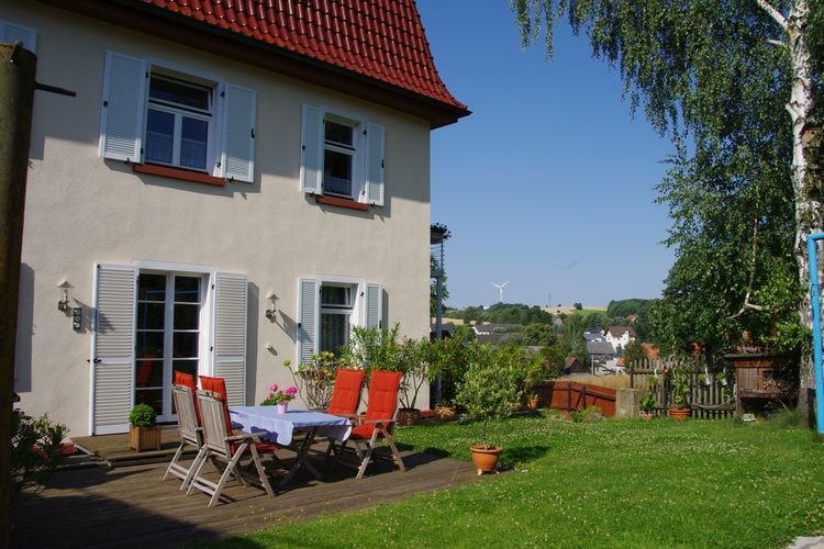 Duitsland | Saksen | Appartement te huur in Mulsen   met wifi 2 personen