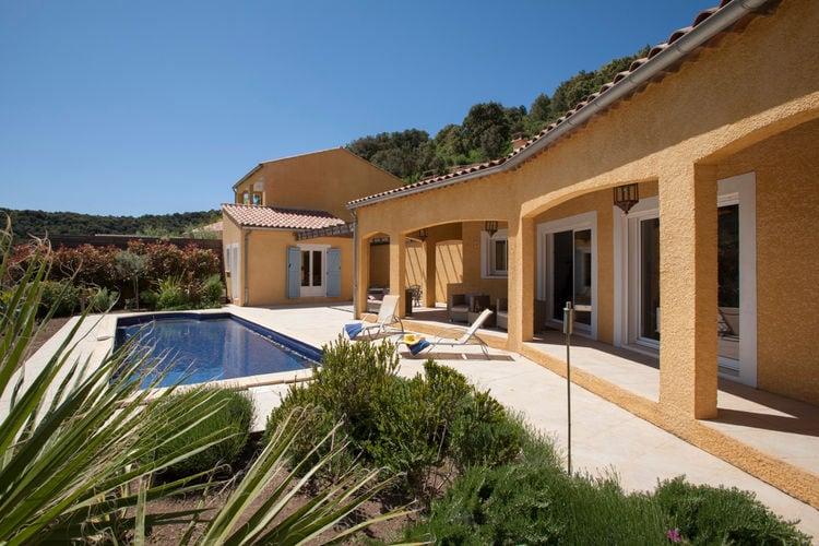 Villa Frankrijk, Languedoc-roussillon, Roquebrun Villa FR-00032-51