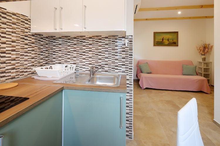 Appartement Kroatië, eld, Silo - island Krk Appartement HR-00015-72