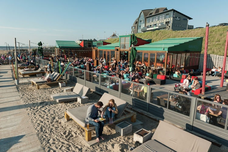 Vakantiewoning Nederland, Noord-Holland, Zandvoort vakantiewoning NL-2041-23