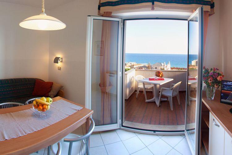 Appartement Italië, lig, Pietra Ligure Appartement IT-17027-10