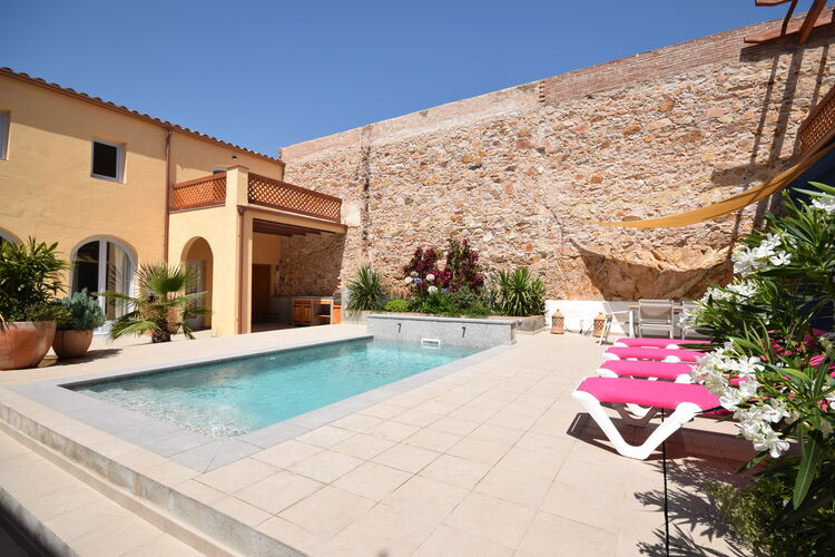 vakantiehuis Spanje, Costa Brava, Sant Feliu de Guixols vakantiehuis ES-17220-11