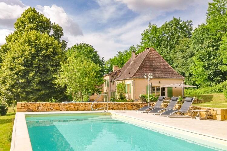 Boerderij met zwembad met wifi  Sainte-Alvère  Le Repaire
