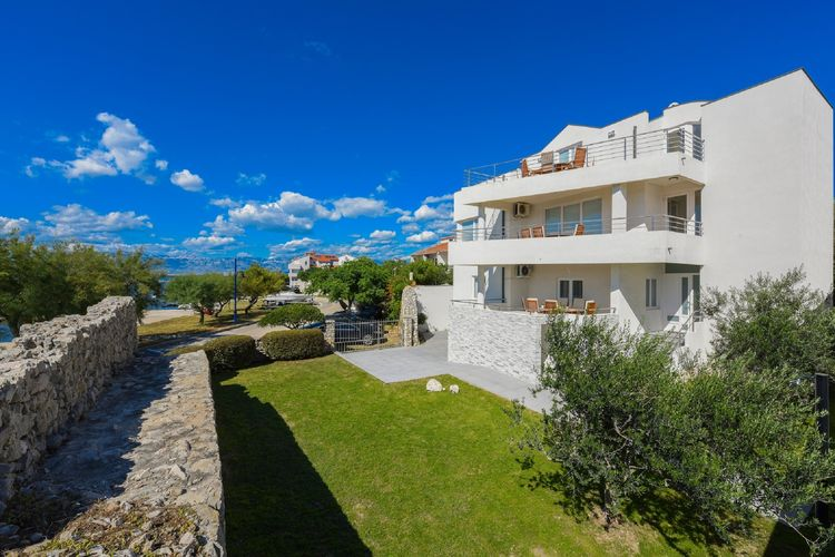 Villa Kroatië, Dalmatie, Nin Villa HR-00015-76