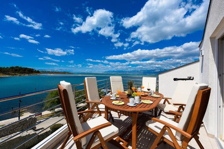 Villa Kroatië, Dalmatie, Nin Villa HR-00015-77