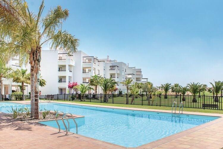 Vakantiehuizen Costa Calida te huur Roldán- ES-30700-12 met zwembad nabij Strand met wifi te huur