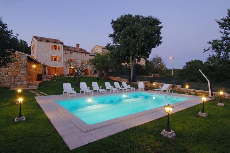 vakantiehuis Kroatië, Istrie, Visnjan vakantiehuis HR-00015-80