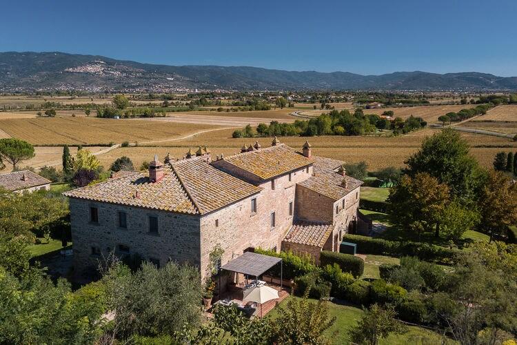 Boerderij Italië, Toscana, Cortona Boerderij IT-52044-297