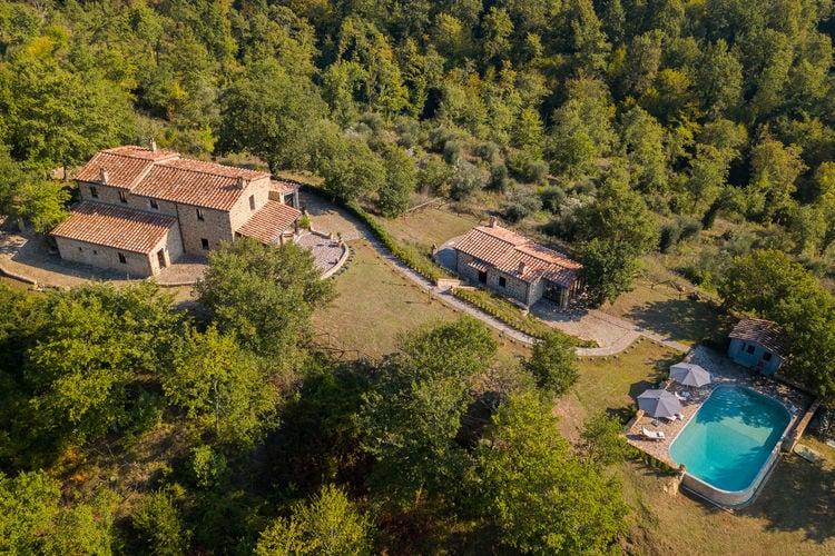 Villa Italië, Lazio, Preggio Villa IT-06019-25