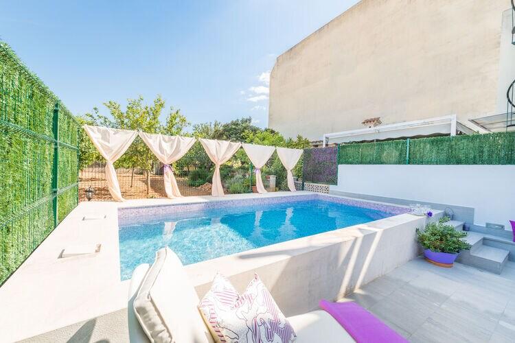 Vakantiehuizen Binissalem-Illes-Balears te huur Binissalem,-Illes-Balears- ES-00019-61 met zwembad  met wifi te huur