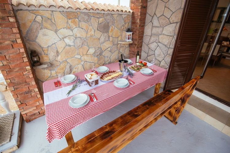vakantiehuis Kroatië, Dalmatie, Gorica vakantiehuis HR-23206-15