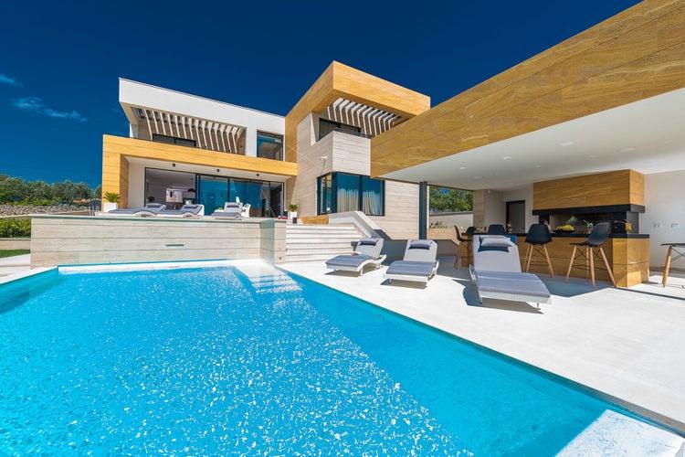 Villa Kroatië, Dalmatie, Debeljak Villa HR-00015-84