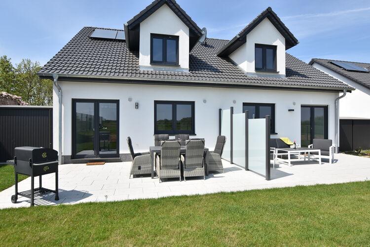 Duitsland | Ostsee | Vakantiehuis te huur in Kuhlungsborn   met wifi 12 personen