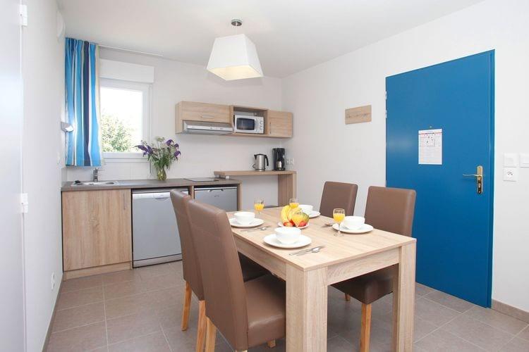 Appartement Frankrijk, Bretagne, BADEN Appartement FR-56870-13