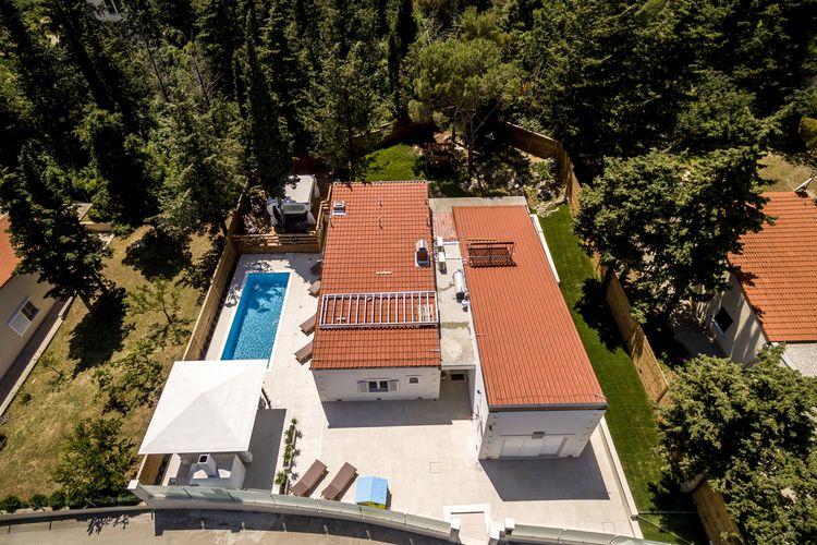 Villa Kroatië, Dalmatie, Split Villa HR-00016-03