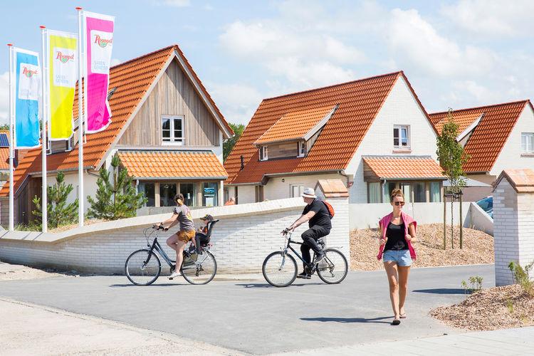Bungalow België, West Vlaanderen, Bredene Bungalow BE-8450-110
