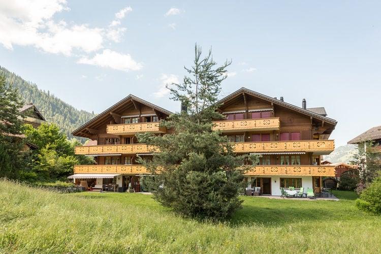 Chalet Zwitserland, Bern, Zweisimmen Chalet CH-3770-01