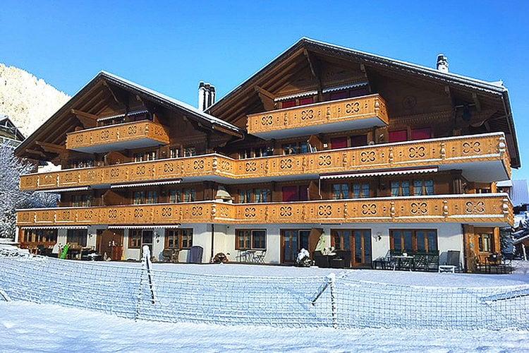 Vakantiehuizen Zwitserland | Bern | Chalet te huur in Zweisimmen   met wifi 6 personen