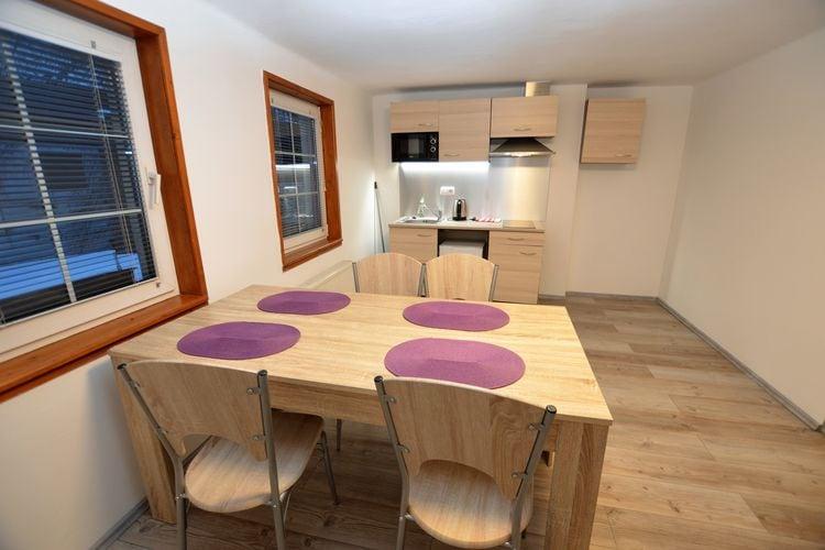 Appartement Tsjechië, Reuzengebergte - Jzergebergte, Turnov Appartement CZ-51101-15