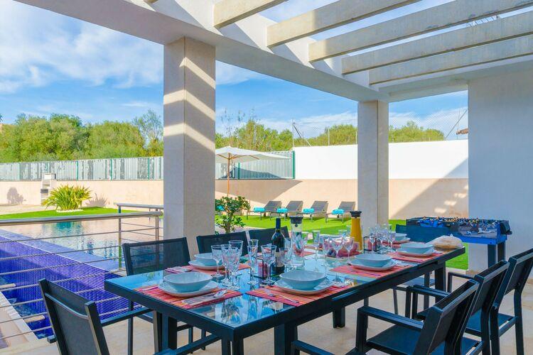 Villa Spanje, Mallorca, Felanitx, Illes Balears Villa ES-00019-88