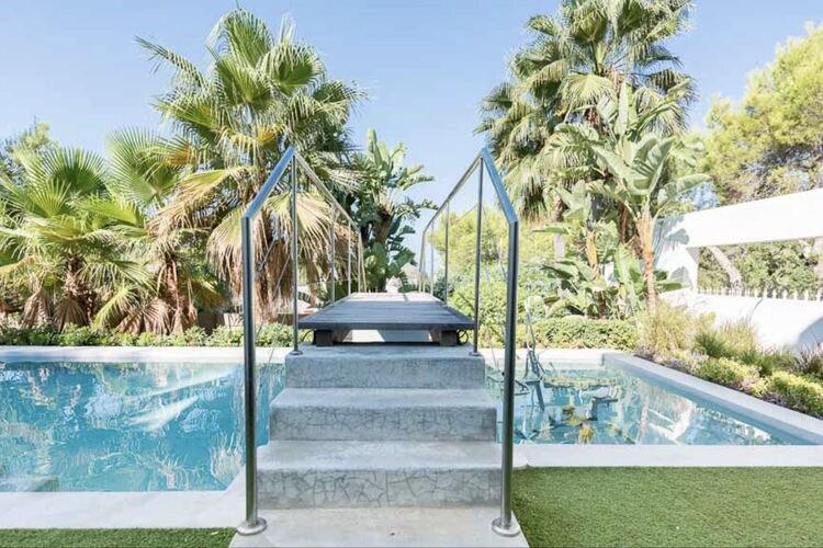 Villa Spanje, Ibiza, Cala Salada Villa ES-00019-89