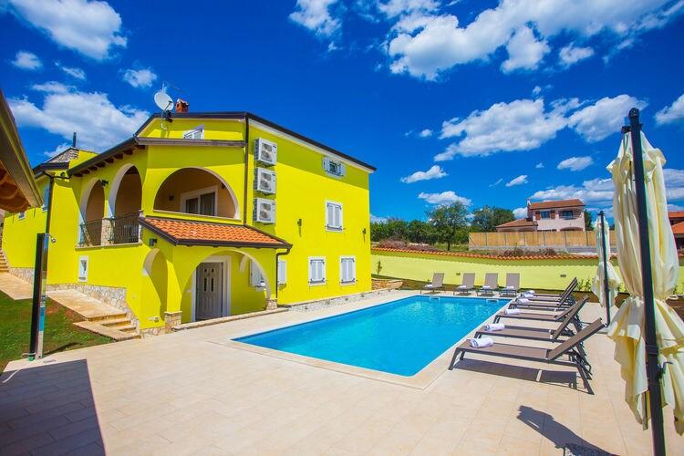 Villa Andrea in Porec  Istria Croatia