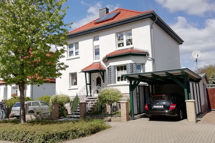 Appartement  met wifi  GernrodeGernrode