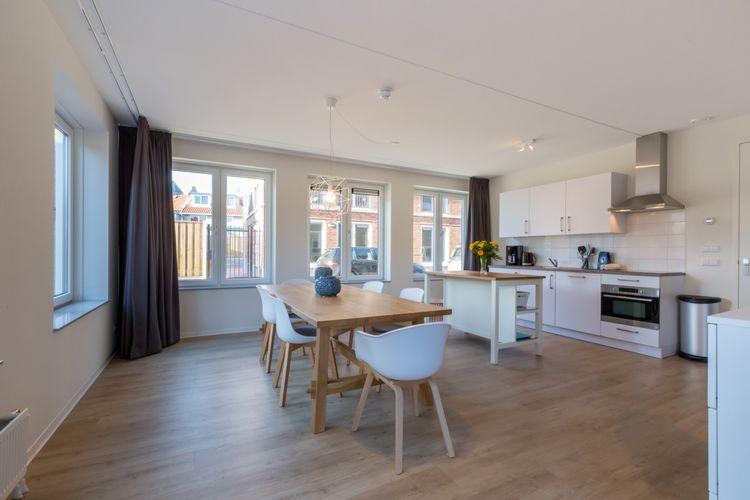 Appartementen Nederland | Zeeland | Appartement te huur in Zoutelande   met wifi 5 personen