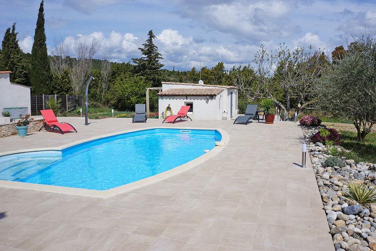 Villa met zwembad met wifi  Lezignan-corbieresVilla Lézignan