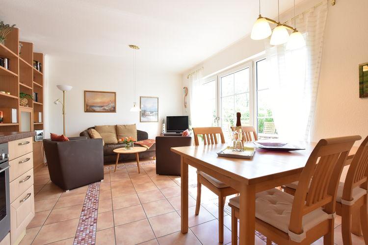 Duitsland | Ostsee | Vakantiehuis te huur in Borgerende   met wifi 6 personen