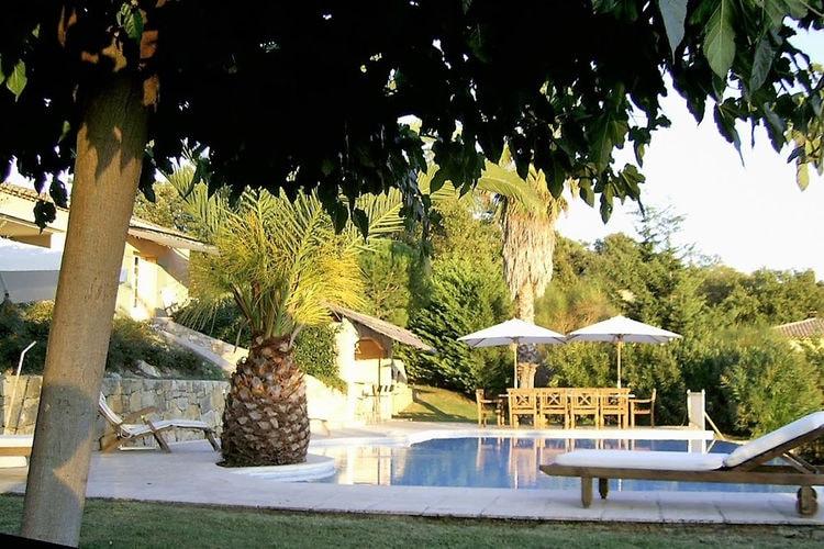 Frankrijk | Provence-alpes-cote-d-azur | Villa te huur in Montauroux met zwembad  met wifi 10 personen