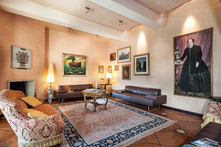 Villa Italië, Sicilia, Messina Villa IT-98100-01