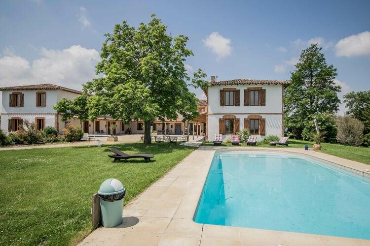 Vakantiehuizen Rabastens te huur Rabastens- FR-81800-02 met zwembad  met wifi te huur