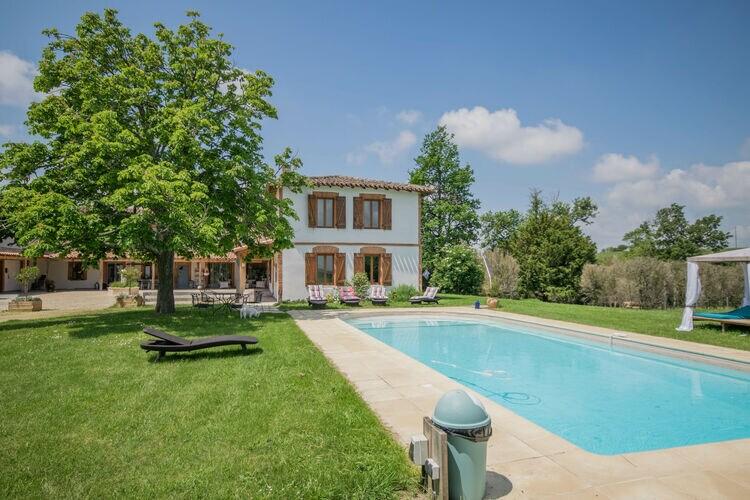 Vakantiehuizen Rabastens te huur Rabastens- FR-81800-03 met zwembad  met wifi te huur