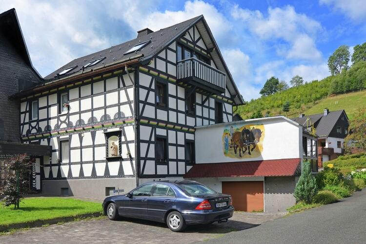 Duitsland | Sauerland | Appartement te huur in Olsberg-Elpe   met wifi 4 personen