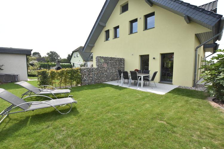 Duitsland | Ostsee | Vakantiehuis te huur in Kagsdorf   met wifi 10 personen