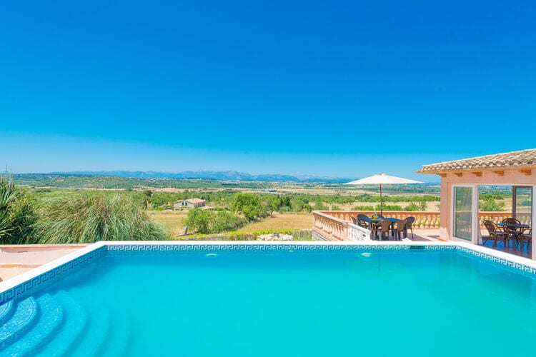 Vakantiehuizen Ariany-Illes-Balears te huur Ariany,-Illes-Balears- ES-00019-94 met zwembad  met wifi te huur