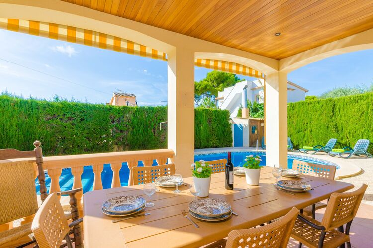 Vakantiehuizen Bahia-Grande-Illes-Balears te huur Bahia-Grande,-Illes-Balears- ES-00019-96 met zwembad   te huur