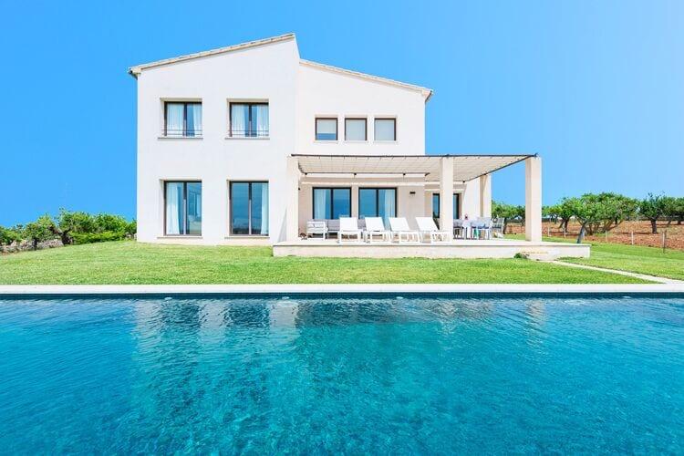 Vakantiehuizen Ariany-Illes-Balears te huur Ariany,-Illes-Balears- ES-00019-97 met zwembad  met wifi te huur