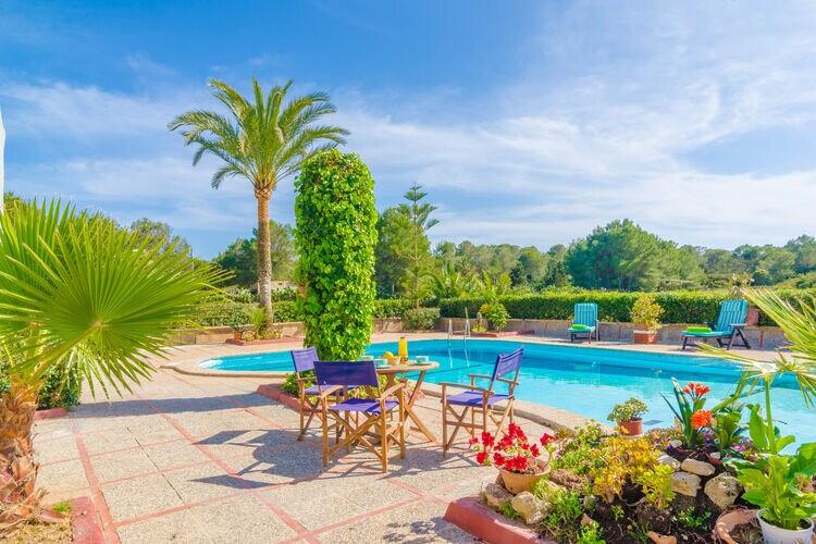 Vakantiehuizen Sa-Rapita-Illes-Balears te huur Sa-Ràpita,-Illes-Balears- ES-00019-98 met zwembad   te huur